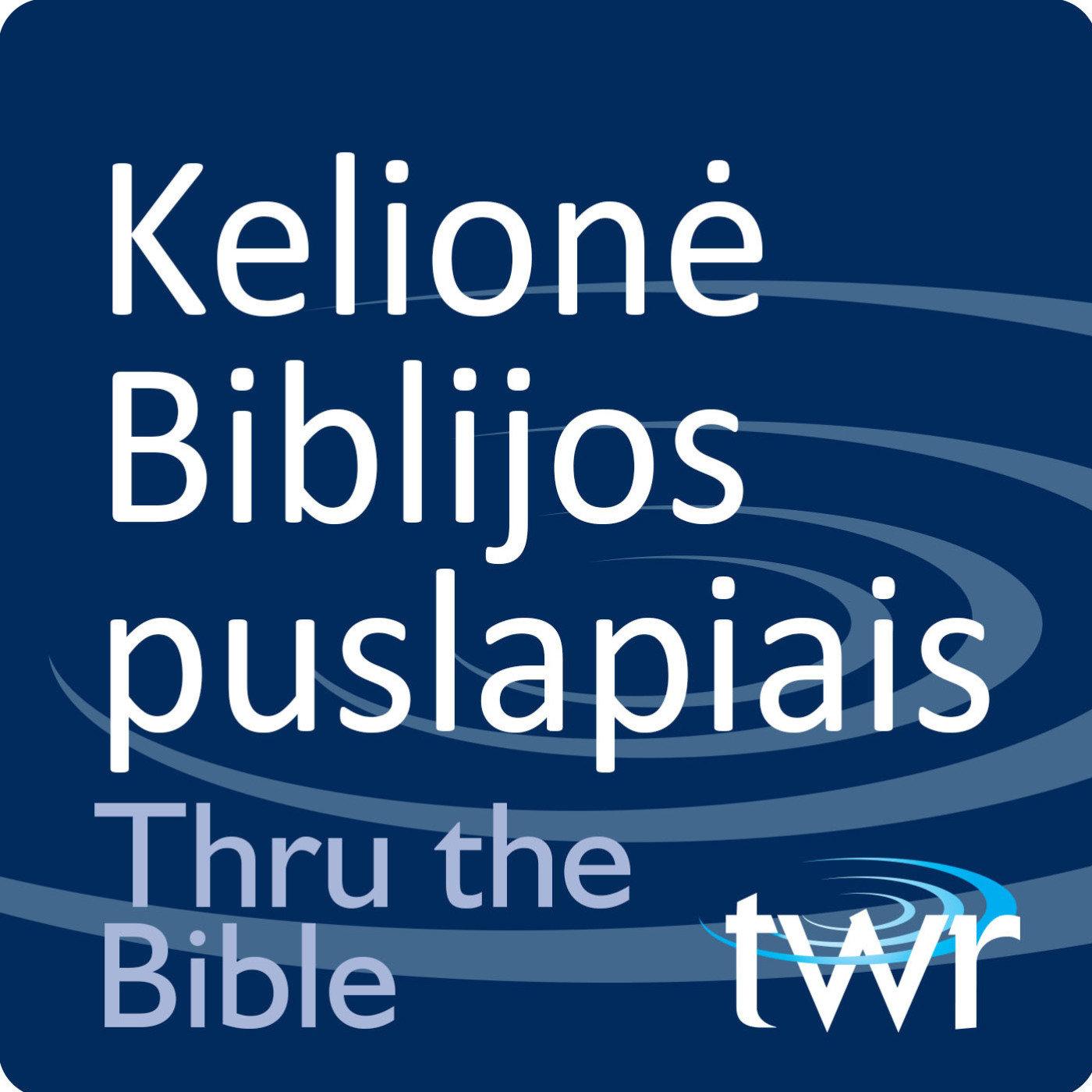 Kelionė Biblijos puslapiais @ ttb.twr.org/lithuanian